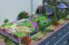2020年信阳大型幼儿园装修设计效