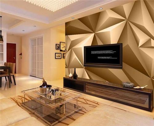 客厅如何ballbet贝博登陆电视墙比较好 五种绝美电视墙