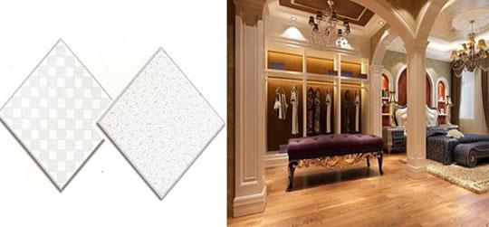装饰石膏板效果图