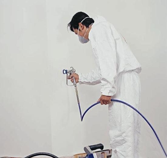 墙面ballbet贝博登陆是喷漆好还是刷漆好