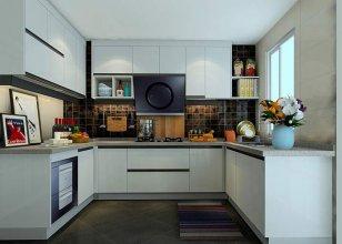 郑州厨房装修不同风格案例