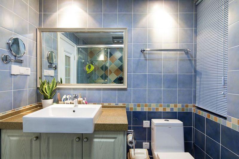 卫生间瓷砖选什么颜色敞亮